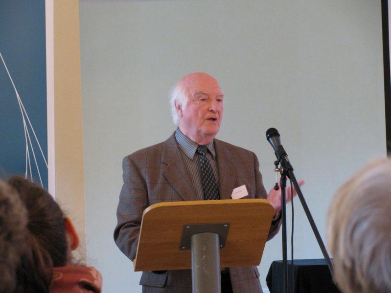Gwyn Thomas, Bardd