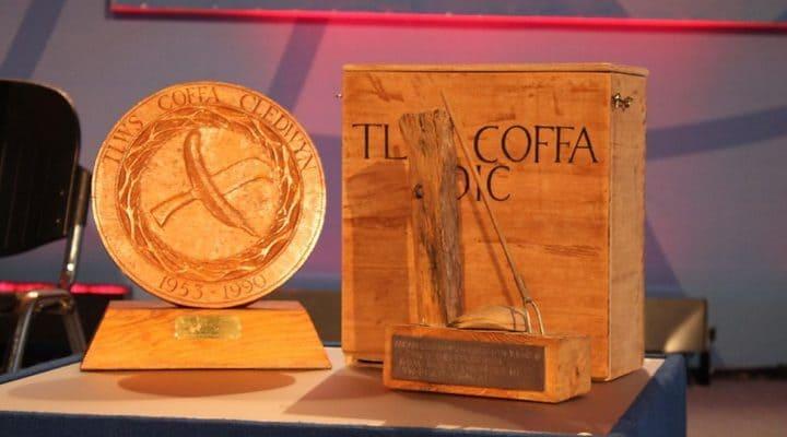 Tlws Coffa Cledwyn Roberts a Tlws Coffa Dic Jones