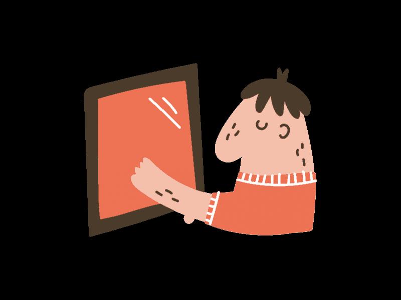 Digital content specialist icon